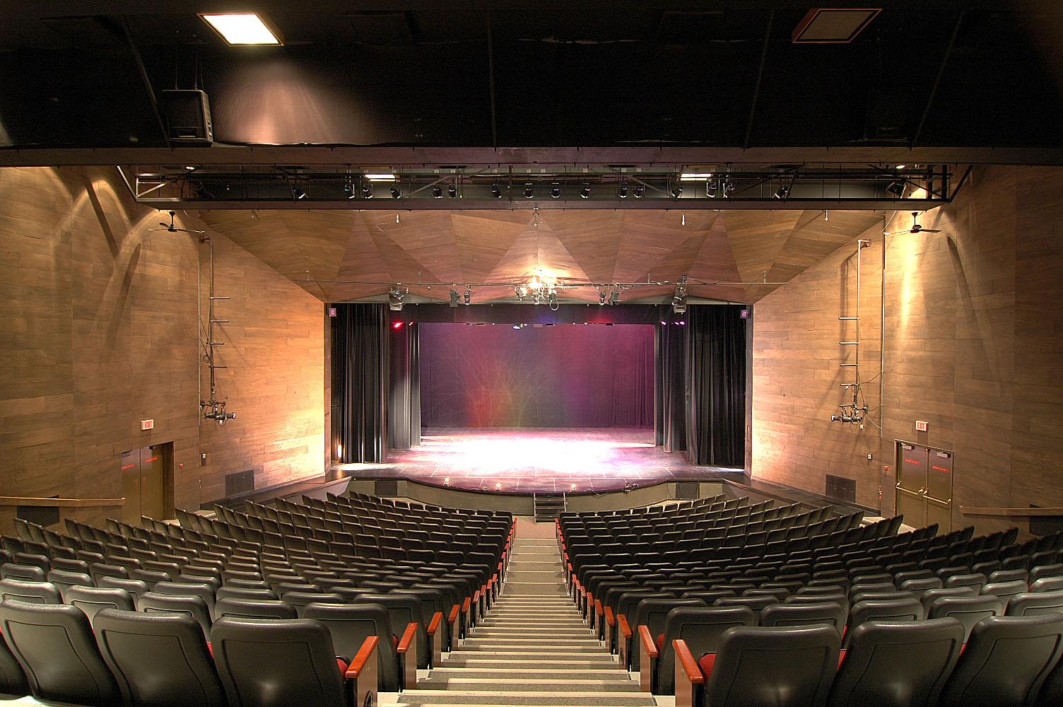 About Sagebrush Theatre Sagebrush Theatre